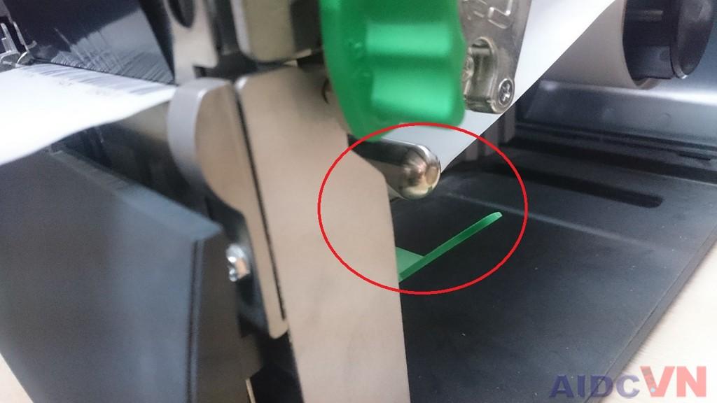 Lỗi máy in mã vạch bị lệch
