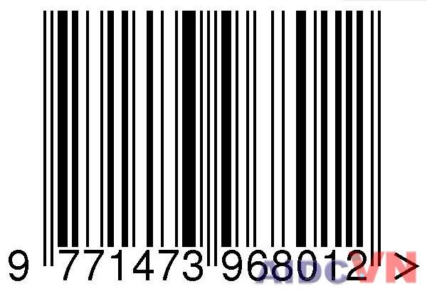 Cách nhập đúng quy tắc mã vạch EAN-13
