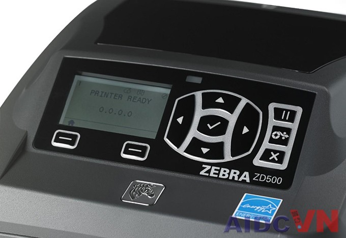 review zebra ZD500R