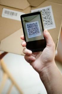 Mã QR code cho thanh toán di động