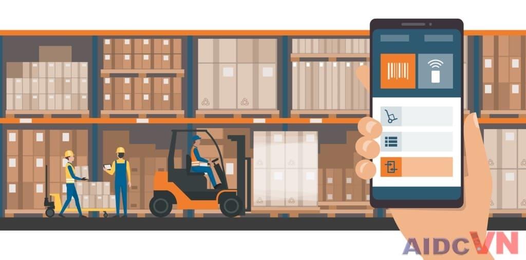 Sử dụng công nghệ để tối ưu hóa việc quản lý hàng hóa