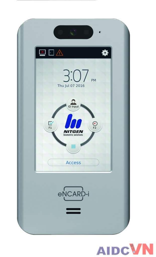 Máy đọc thẻ từ eNcard-i của hãng Nitgen