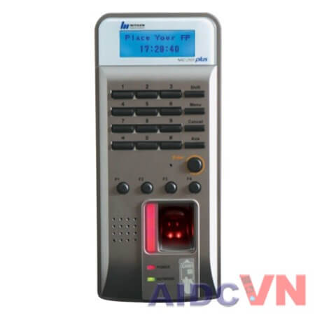 may cham cong nac 2500 plus