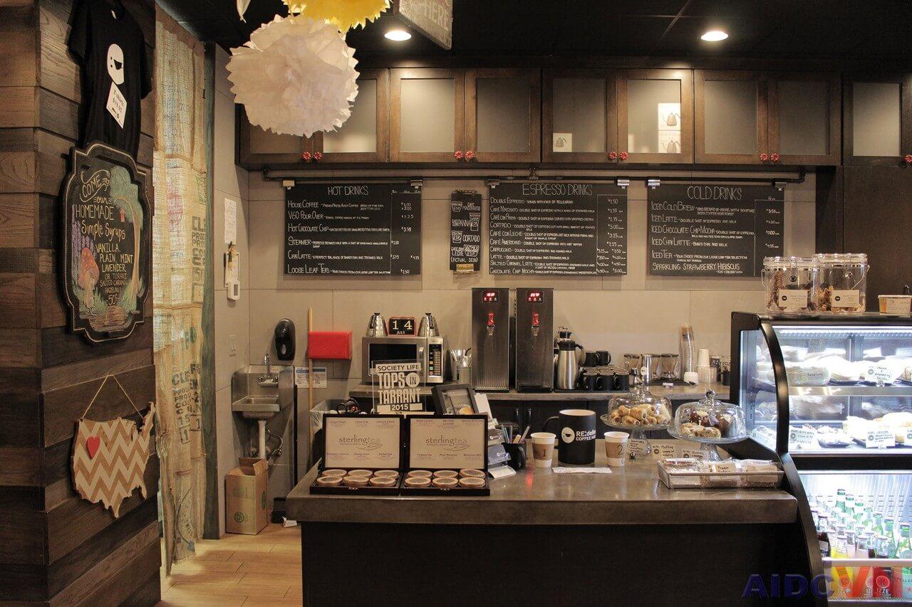 Kinh nghiệm mở quán Cafe vừa và nhỏ