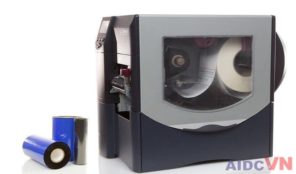 Phân biệt các loại ruy băng máy in mã vạch như thế nào