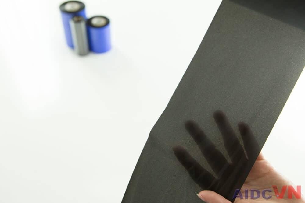 Ruy băng truyền nhiệt nhựa đầy đủ Resin